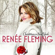 RENEE FLEMING - CHRISTMAS IN NEW YORK  CD NEU