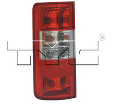 TYC NSF Left Side Tail Light Assy for Ford Transit Connect 2010-2013 Models