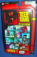 TEEN TITANS page 2 series 1 comic book included - new factory sealed