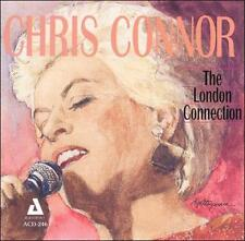 London Connection by Chris Connor (Vocals) (CD, Aug-1994, Audiophile Records)