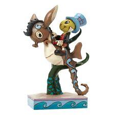 Disney Showcase  Horsing Around Jiminy Cricket  Figurine Decoration