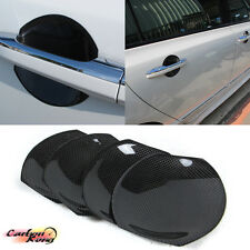 Carbon Fiber HONDA CIVIC 8  Sedan 4DR Door Handle Bowl Cover Trim 2011 ☆