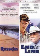 Russkies / End Of The Line (DVD) NEW