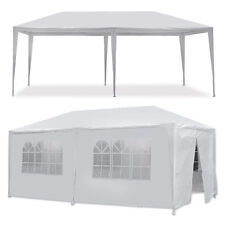 10'x20' Canopy Party Outdoor Wedding Tent Heavy duty Gazebo Pavilion Cater Event