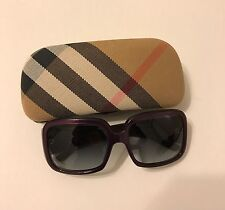 Burberry Authentic Beautiful Woman Sunglasses With Original Box