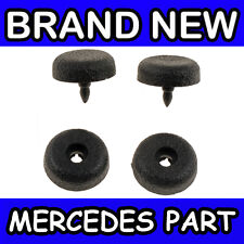 MERCEDES SEAT BELT STOP / STOPPER CLIPS (PAIR)