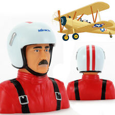 Dummy Model Aircraft Pilot 1/4 Scale for RC Plane / Aircraft