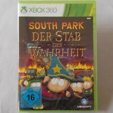 XBOX 360 - Microsoft ► South Park Der Stab der Wahrheit ◄ NEU & OVP   dt.Version