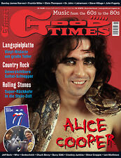 GoodTimes Music from the 60s to the 80s 6-2016 Alice Cooper Rolling Stones