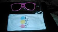 2012 Wayfarer Sunglasses Pink Swedish House Mafia Group BNIP