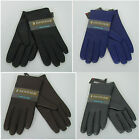 Isotoner gloves women's leather thinsulate lined gloves size 8 NEW