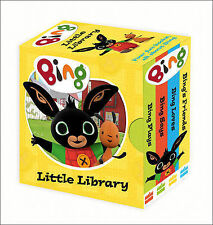 Bing's Little Library by HarperCollins Publishers (Board book, 2015) -