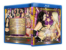 Official Shine Volume 10 Female Wrestling Event Blu-Ray