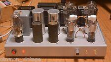 300B SE tube amplifier with HIRATA TANGO, TRIAD, SANSUI * WE 91B type * VG++