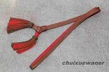 WW II Japanese Army Field officer sword tassel (silk)(Reproductions)