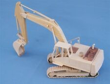 "Excavator Plan 1/32 scale 12"" long"