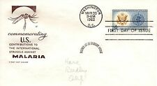 US FDC #1194 Malaria, House Of Farnam (6041)