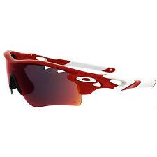 Oakley Sonnenbrille Radarlock Path 9181-16 Infrared Positive Red Iridium & Vr28