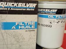 Mercury oil filter NEW part# 35-16595Q
