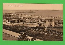 The Pavilion and Jetty, Margate, Kent.