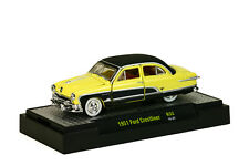 M2 Machines AUTO-THENTICS 1951 FORD CRESTLINER MINT IN BOX