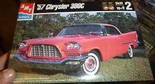 AMT 1957 CHRYSLER 300C MODEL CAR MOUNTAIN KIT 1/25 FS