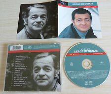 CD ALBUM SERIE CLASSIC BEST OF SERGE REGGIANI 17 TITRES 2003