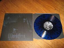 """MORTIFERA """"Bleuu de Morte"""" LP  celestia alcest peste noire"""