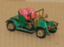 ~LESNEY~MODELS OF YESTERYEAR~NO. 2 1911 RENAULT CAR~