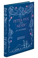 PETER PAN and WENDY ~ Folio Society ~ NEW ~ SLIPCASED GIFT EDITION ~ HC!