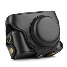 Protective Camera Case Bag Cover Protector for Panasonic Lumix DMC LX7 Black New