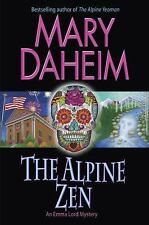 The Alpine Zen: An Emma Lord Mystery-ExLibrary