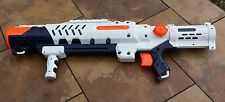 RARE Nerf Super Soaker Hydro Cannon Pump Action Water Blaster Big Gun Tested