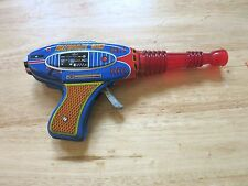 Raygun Space Gun - Shudo Japan - Tin space toy collectable ORIGINAL