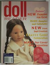 Doll Reader Magazine February 2003 Fashions For Gene Rare Kewpies and Celluloids