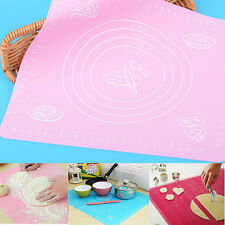 Non Stick Silicone Baking Sheet Cake Mat Tray Liner Work Top Protector