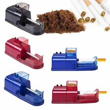 New Electric Cigarette Rolling Machine Automatic Injector DIY Maker US Plug