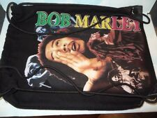 """Bob Marley 2 Sided Drawstring Backpack tote 19"""" Tall X 14.5"""" Wide* NICE"""