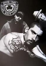 "HOUSE OF PAIN POSTER ""FINE MALT LYRICS"""