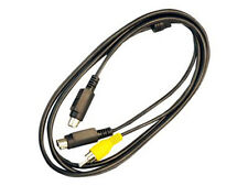 7Pin S Video male to 4 Pin S-video Male + 1 RCA Male Adapter Video Cable 5FT