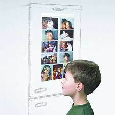 Magnetic Picture Pockets Frame ~ Photo's Pocket  Fridge Magnet