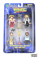 Back to the Future Minimates Return to Hill Valley 1955 Box Set