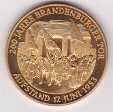 200 Jahre Brandenburger Tor 1991 Aufstand 17. Juni 1953 Preussen Prussia