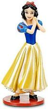 SNOW WHITE and the 7 DWARFS Disney PRINCESS PVC TOY Figure CAKE TOPPER FIGURINE!