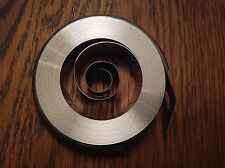 "Motor Mainspring for Victor / Victrola Phonographs (1"", .022"", 13.5' .PP)"