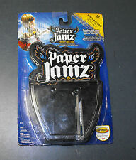 WOW WEE PAPER JAMZ WALL MOUNT STORE DISPLAY PAPER JAMZ GUITAR IN STYLE