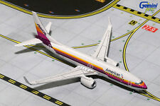 GEMINI JETS AMERICAN AIRLINES AIRCAL RETRO  B737-800(W) 1:400 DIE-CAST GJAAL1515