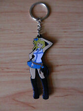 FAIRY TAIL LUCY HEARTFILIA KEY CHAIN SOFT PLASTIC 7 CM LLAVERO NEW