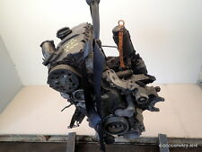 Engine Bare-No Injectors No Ancillaries-Awx-02 Audi A4 B6 Estate 1.9 Tdi-Ref.307