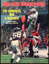 1976 Sports Illustrated No Label Newsstand Preston Pearson Cowboys Ex 21453
